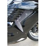 ZX14 Fairing Screens