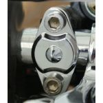 ZX14 Master Cylinder Lever Clamps