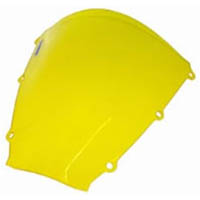 Windscreen Color Yellow Style OEM replacement Honda CBR600RR 2003 2004 | ID TXHW | 101Y