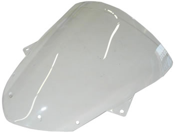 Windscreen Color Clear Style OEM replacement Kawasaki ZX 6R 2009 2014 Kawasaki ZX1000 Ninja ZX 10R 2008 2010 | ID TXKW | 412C