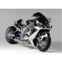 ALL CHROME HAYABUSA