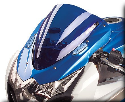 GSX R 1000 2012 2015 Windscreen | ID 2549